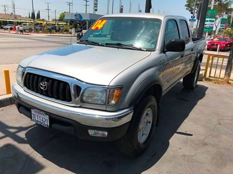 2004 Toyota Tacoma for sale at Sanmiguel Motors in South Gate CA