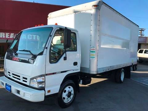 2007 GMC W4500 for sale at Sanmiguel Motors in South Gate CA