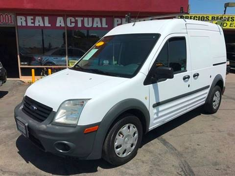 2011 Ford Transit Connect for sale at Sanmiguel Motors in South Gate CA