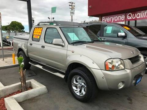 2003 Nissan Frontier for sale at Sanmiguel Motors in South Gate CA