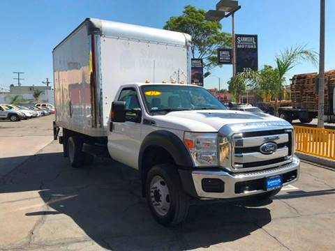 2012 Ford F-450 Super Duty for sale in South Gate, CA