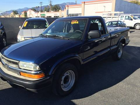 2003 Chevrolet S-10 for sale at Sanmiguel Motors in South Gate CA