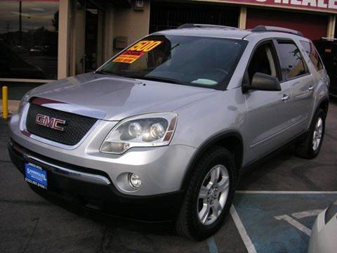 2010 GMC Acadia for sale at Sanmiguel Motors in South Gate CA