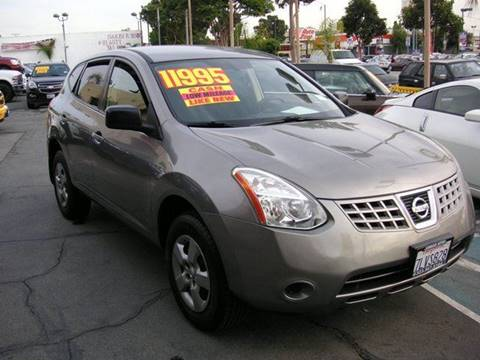 2009 Nissan Rogue for sale at Sanmiguel Motors in South Gate CA