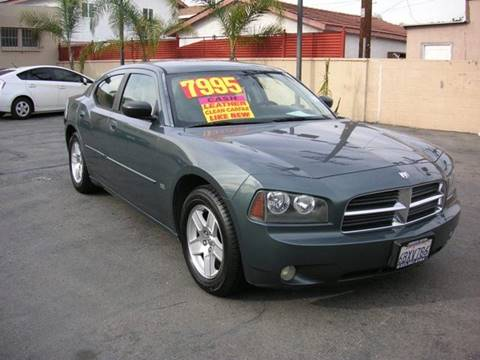 2006 Dodge Charger for sale at Sanmiguel Motors in South Gate CA