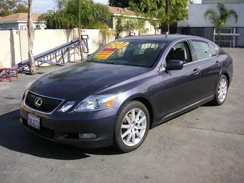 2006 Lexus GS 300 for sale at Sanmiguel Motors in South Gate CA