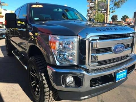 2014 Ford F-250 Super Duty for sale at Sanmiguel Motors in South Gate CA