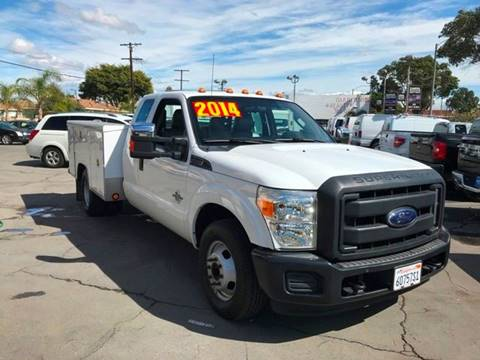 2014 Ford F-350 Super Duty for sale at Sanmiguel Motors in South Gate CA