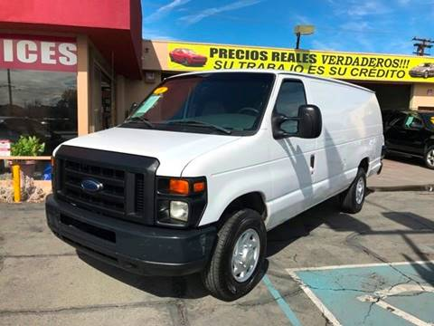 2008 Ford E-Series Cargo for sale at Sanmiguel Motors in South Gate CA