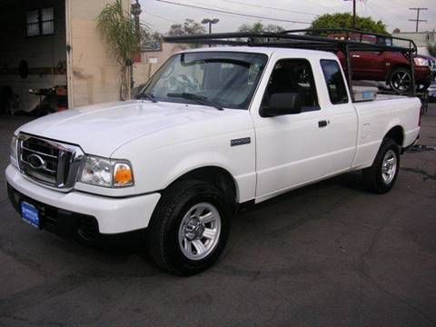 2009 Ford Ranger for sale at Sanmiguel Motors in South Gate CA