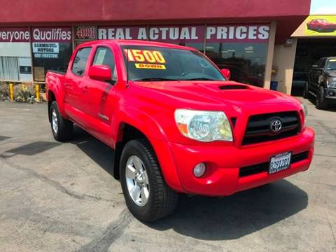 2005 toyota tacoma for sale in stigler ok. Black Bedroom Furniture Sets. Home Design Ideas