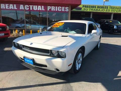 2010 Dodge Challenger for sale at Sanmiguel Motors in South Gate CA