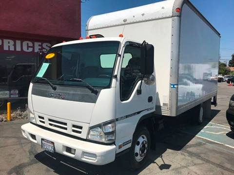 2007 Isuzu NPR for sale at Sanmiguel Motors in South Gate CA