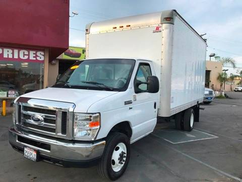 2013 Ford E-350 for sale at Sanmiguel Motors in South Gate CA