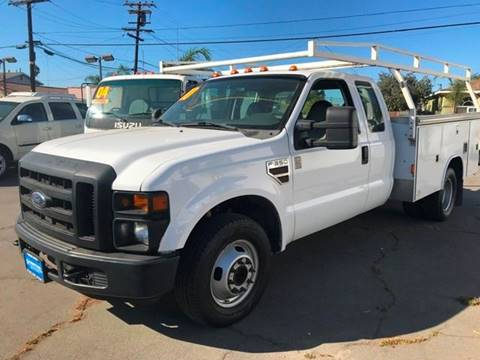 2010 Ford F-350 Super Duty for sale at Sanmiguel Motors in South Gate CA