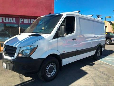 2014 Mercedes-Benz Sprinter Cargo for sale at Sanmiguel Motors in South Gate CA