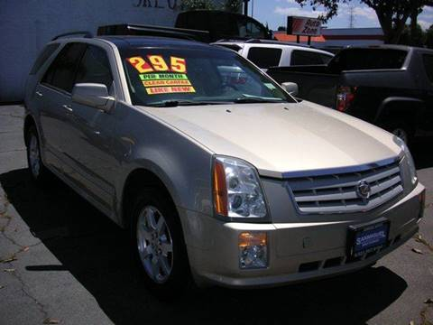 2008 Cadillac SRX for sale at Sanmiguel Motors in South Gate CA