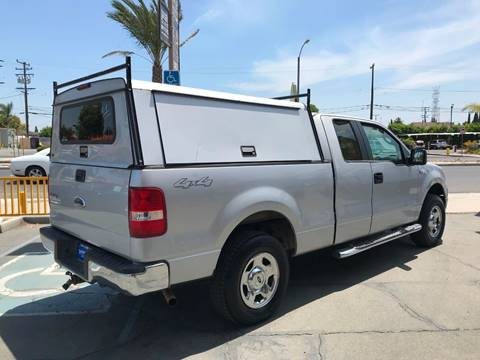 2006 Ford F 150 Xlt 4dr Supercab 4wd Styleside 6 5 Ft Sb