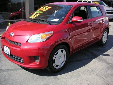 2008 Scion xD for sale at Sanmiguel Motors in South Gate CA