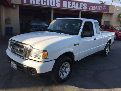 2008 Ford Ranger for sale at Sanmiguel Motors in South Gate CA