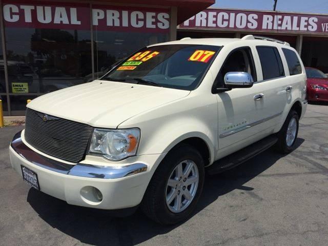 2007 Chrysler Aspen for sale at Sanmiguel Motors in South Gate CA