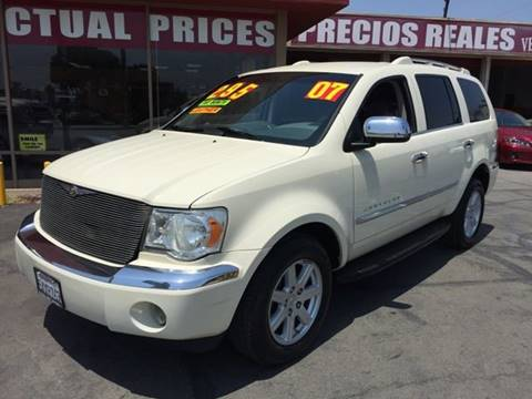 2007 Chrysler Aspen for sale at Sanmiguel Motors in South Gate CA