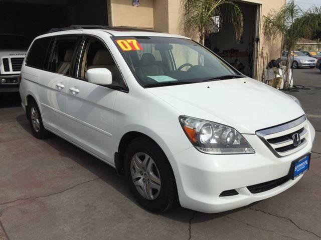2007 Honda Odyssey for sale at Sanmiguel Motors in South Gate CA