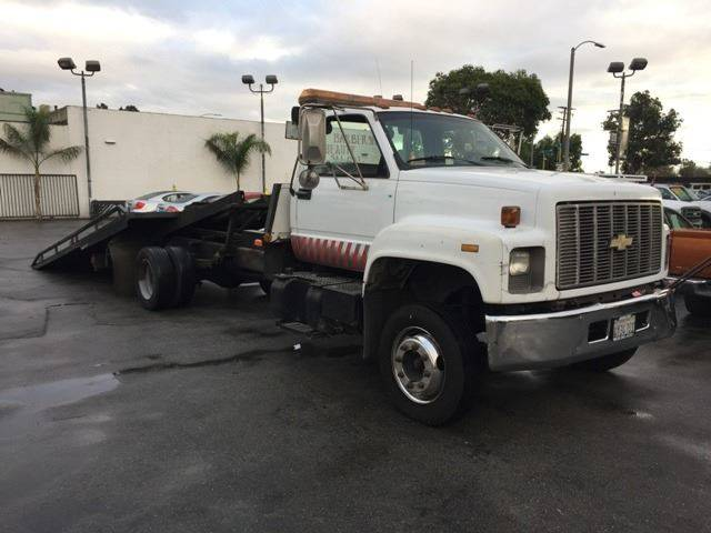1994 Chevrolet Kodiak c60 Towing Truck In South Gate CA - Sanmiguel ...