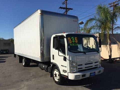 2010 Isuzu NQR for sale at Sanmiguel Motors in South Gate CA