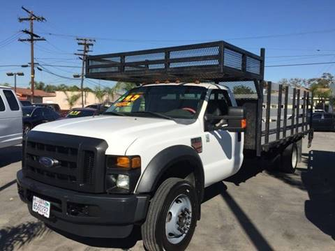 2009 Ford F-550 for sale in South Gate, CA