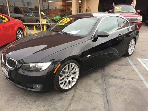 2008 BMW 3 Series for sale at Sanmiguel Motors in South Gate CA
