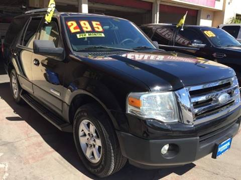 2007 Ford Expedition for sale at Sanmiguel Motors in South Gate CA