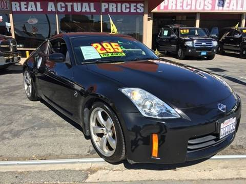 2008 Nissan 350Z for sale at Sanmiguel Motors in South Gate CA