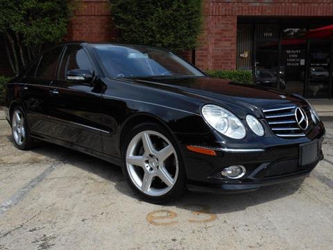 2009 Mercedes-Benz E-Class for sale in Alpharetta, GA