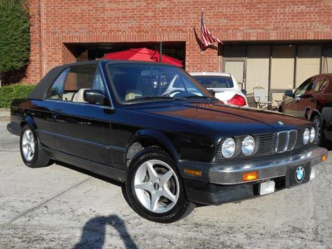 1987 BMW 3 Series for sale in Alpharetta GA