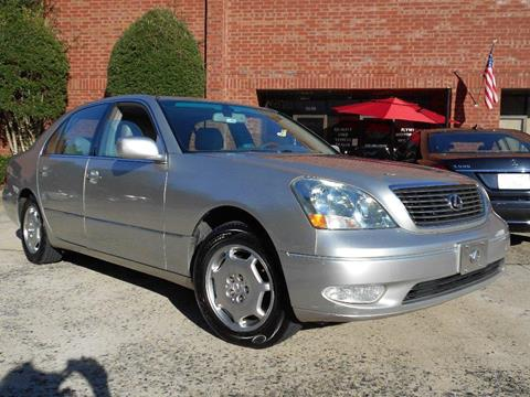 2002 Lexus LS 430 for sale in Alpharetta GA