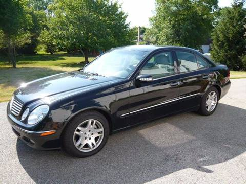 2005 Mercedes-Benz E-Class for sale in Highwood, IL