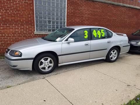 2003 Chevrolet Impala for sale in Chicago, IL