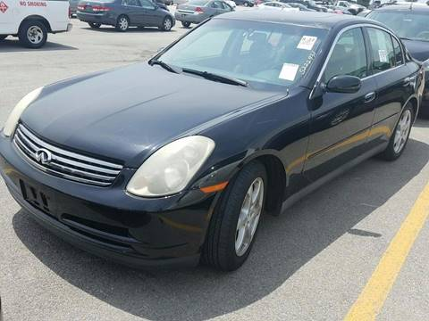 2003 Infiniti G35 for sale in Chicago, IL