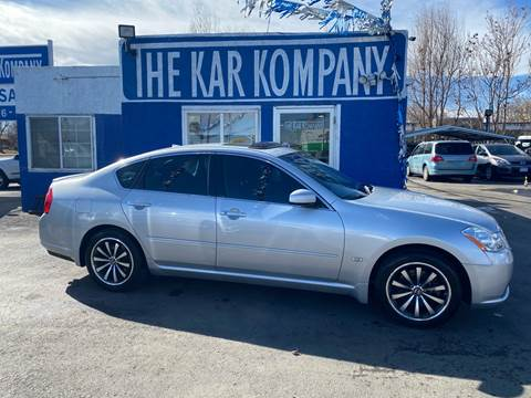 infiniti m35 for sale in denver co the kar kompany inc the kar kompany inc