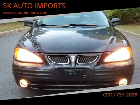 1999 Pontiac Grand Am for sale in Hasbrouck Heights, NJ