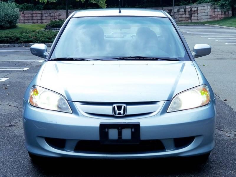 2004 Honda Civic Hybrid 4dr Sedan   Hasbrouck Heights NJ