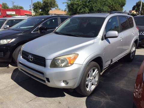 2006 Toyota RAV4 for sale in Los Angeles, CA