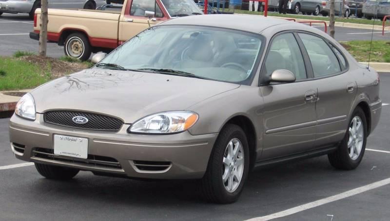 2007 Ford Taurus SE Fleet 4dr Sedan - Jackson MS