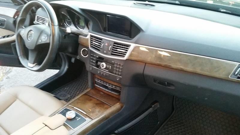 2010 Mercedes-Benz E-Class E350 Sport 4dr Sedan - Jackson MS