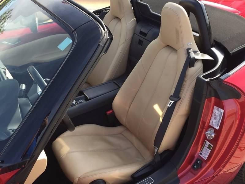 2016 Mazda MX-5 Miata Grand Touring 2dr Convertible 6M - Jackson MS
