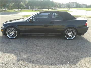 2002 BMW 3 Series for sale in Houston, TX
