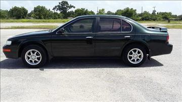 1997 Nissan Maxima for sale in Houston, TX