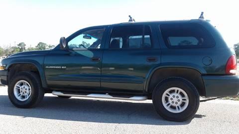 1998 Dodge Durango for sale in Houston, TX