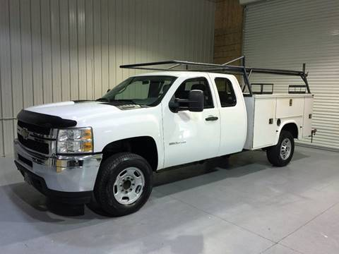 2012 Chevrolet Silverado 2500HD for sale in Greenwood, SC
